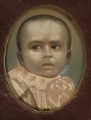 view Bust-length Portrait of a Child digital asset number 1