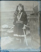 view Untitled (Helen Storms Cornell as child) digital asset number 1