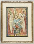 view Untitled (Victorian Valentine) digital asset number 1