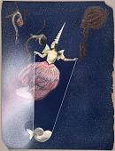 view Untitled (Celestial Fantasy with Tamara Toumanova) digital asset number 1