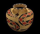 view #193 Yokut Snake Basket Illusion digital asset number 1