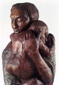 view Untitled (Woman and Child) digital asset number 1