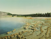 view Sapphire Pool, Yellowstone National Park digital asset number 1