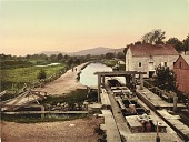 view Morris and Essex Canal at Waterloo, New Jersey digital asset number 1