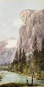 view El Capitan, Yosemite Valley digital asset number 1