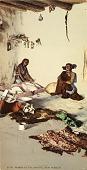 view Women at the Matate, Moki Pueblos digital asset number 1