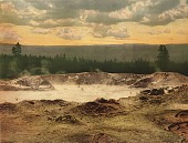 view The Paint Pot, Yellowstone National Park digital asset number 1
