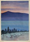 view Evening Glow at Mono Lake digital asset number 1