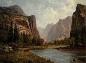 view Gates of the Yosemite digital asset number 1