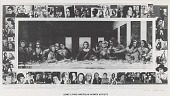 view Some Living American Women Artists/Last Supper digital asset number 1