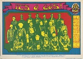 view It's a Gas! (Quicksilver, Charlatans...Avalon Ballroom, San Francisco, California 4/26/68-4/28/68) digital asset number 1