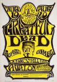 view Greatful Dead (Grateful Dead, Sopwith Camel...Avalon Ballroom, San Francisco, California 8/19/66-8/20/66) digital asset number 1