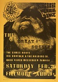 view King Kong (The Great Society, The Grass Roots...Fillmore Auditorium, San Francisco, California, 2/26/66) digital asset number 1