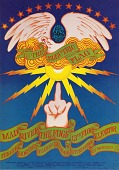 view The Finger (The Electric Flag, Mad River...Avalon Ballroom, San Francisco, California 2/2/68-2/4/68) digital asset number 1