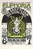 view Euphoria (The Daily Flash, The Rising Sons...Avalon Ballroom, San Francisco, California 5/6/66-5/7/66) digital asset number 1