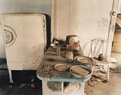 view Kitchen in a house near Regent, western North Dakota, May 18, 2001 digital asset number 1