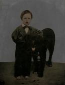 view [Boy and Dog] digital asset number 1