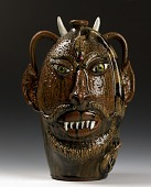 view Devil Face Jug digital asset number 1