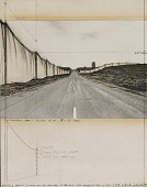 view Running Fence (Project for the West Coast of U.S.A.) digital asset number 1