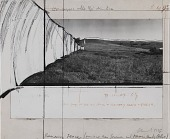 view Running Fence (Project for Sonoma and Marin Counties, State of California) digital asset number 1