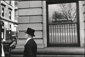 view Easter, Man passing The Hanover Bank digital asset number 1