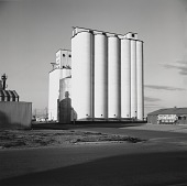 view Grain Elevator, Dumas, Texas, 1973 digital asset number 1
