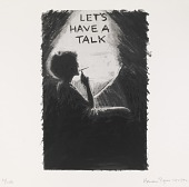 view Let's Talk, from the portfolio 10: Artist as Catalyst digital asset number 1