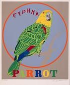view Parrot digital asset number 1
