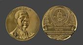 view Barack Obama Presidential Inaugural Medal digital asset number 1