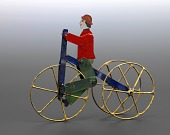 view Toy Bicycle Rider digital asset number 1