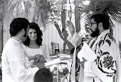 view Wedding of Monica Medina and Gilbert Salazar, CSUN Students, in Calabasas, California digital asset number 1