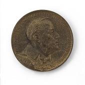 view Franklin Delano Roosevelt Fourth Inaugural Medal digital asset number 1