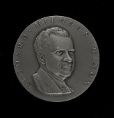 view Richard Milhous Nixon Inaugural Medal digital asset number 1