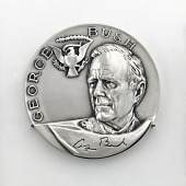 view George Bush Inaugural Medal digital asset number 1