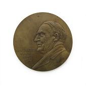 view Warren G. Harding Inaugural Medal digital asset number 1