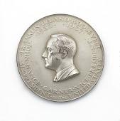 view Franklin Delano Roosevelt First Inaugural Medal digital asset number 1