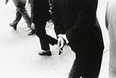 view Untitled [man holding cigarette behind back] digital asset number 1