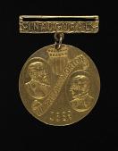 view Benjamin Harrison - Levi P. Norton Inaugural Medal digital asset number 1
