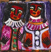 view Untitled (Twins) digital asset number 1