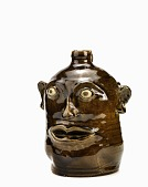 view Untitled (Face Jug) digital asset number 1