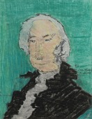 view Untitled (George Washington) digital asset number 1