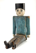 view Untitled (Seated Hessian Soldier) digital asset number 1