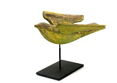 view Untitled (Yellow-Green Bird) digital asset number 1