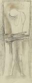 view Untitled Study for Prisoner Sculpture digital asset number 1