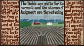 view Untitled (The Fields are White for to Harvest; and the Storms of Judgement Are Threatening) digital asset number 1