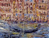 view Venetian Gondola digital asset number 1