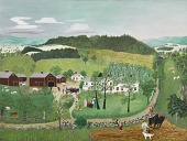 view Grandma Moses Goes to the Big City digital asset number 1
