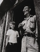 view Appalachian father and son, Mingo County, West Virginia digital asset number 1