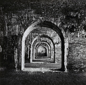 view Interior, Fort Morgan, Battle Site, Mobile Bay, Alabama digital asset number 1