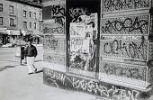 view Graffiti, Washington Heights, New York digital asset number 1